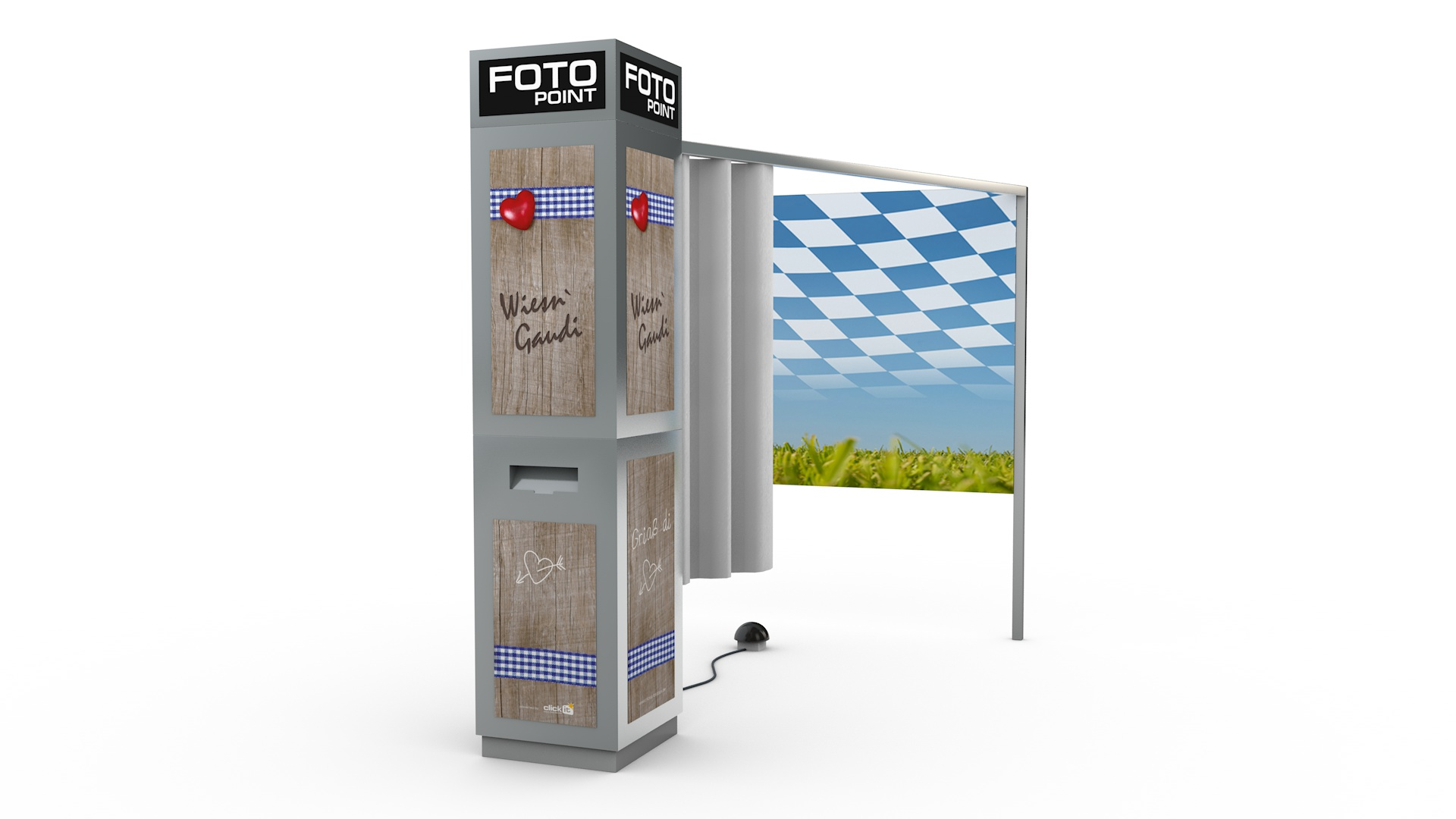 Fotobox Oktoberfest Edition